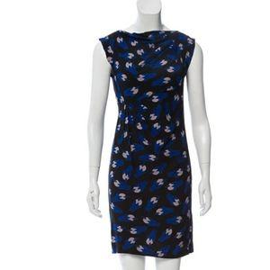 Diane Von Furstenberg Mattie Silk Dress